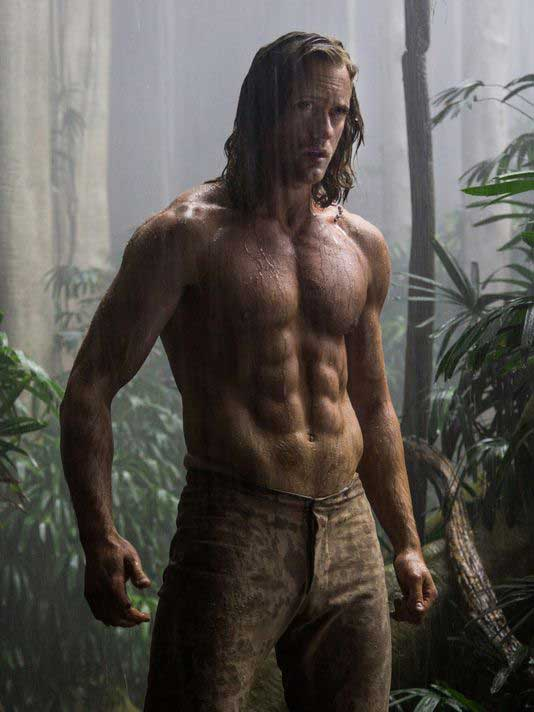 the legend of tarzan 14515431418864 Chàng Tarzan quay lại ở trong The Legend of Tarzan