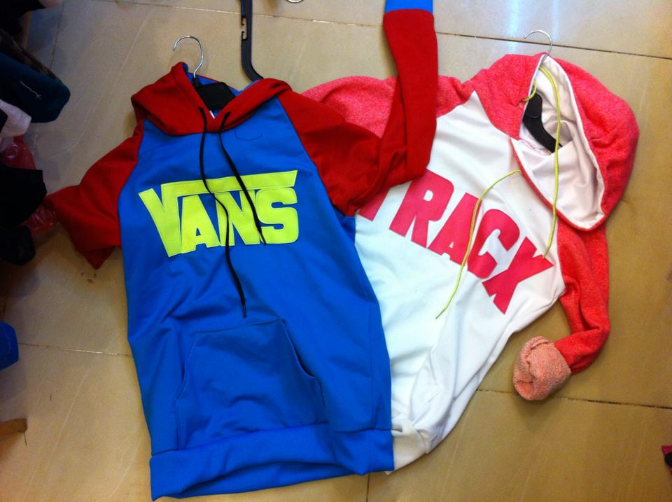 chuyen si ao HOODIES FOR BOY AND GIRL