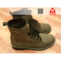 Giày Boot Evisu Brown Leather