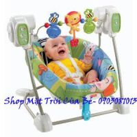 Xích đu Fisher-Price Discover 'n Grow Swing 'n Seat
