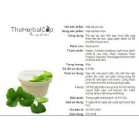 MỸ PHẨM THE HERBAL CUP