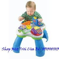 Bàn nhạc Fisher Price Laugh & Learn