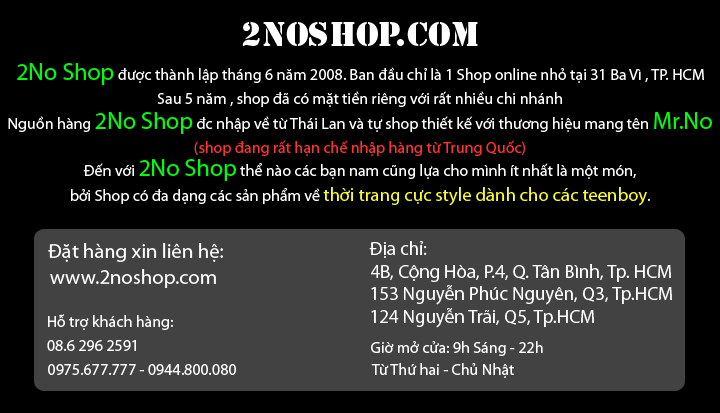 2no shop Ao so mi nam thoi trang