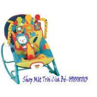 Ghế rung Fisher Price Infant-To-Toddler Rocker _X7046