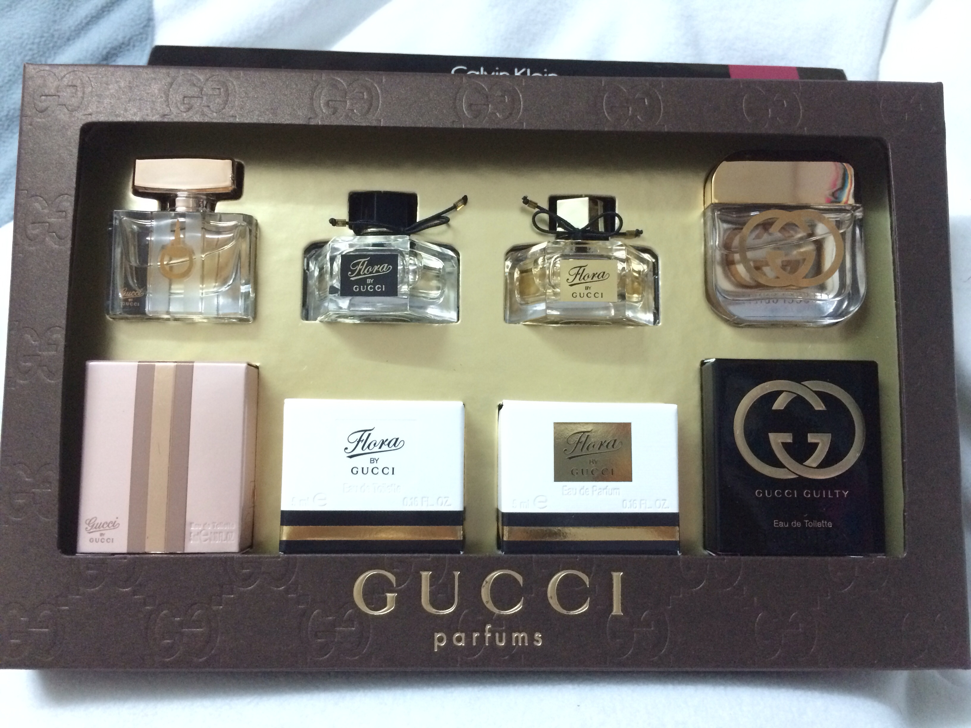 Gift set Gucci chinh hang hang My 100