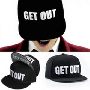 Nón hip hop Get Out NK41