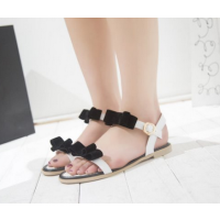 3fashion- Giày sandal nơ