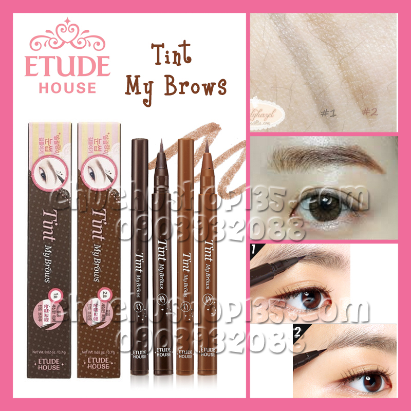 Tint My Brows Liquid Eyebrow