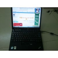 Lenovo Thinkpad X61 (Intel Core 2 Duo T7100 1.8GHz, 1GB RAM, 120GB HDD, VGA Intel GMA X3100, 12.1 inch, Windows XP Professional)