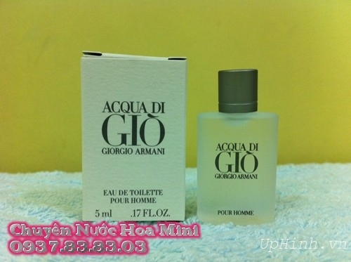 Giò for men 5ml