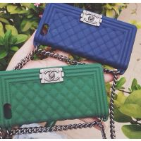 Case iPhone 5-5S giỏ xách chanel