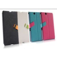 Sony Z Ultra Leather case BASEUS