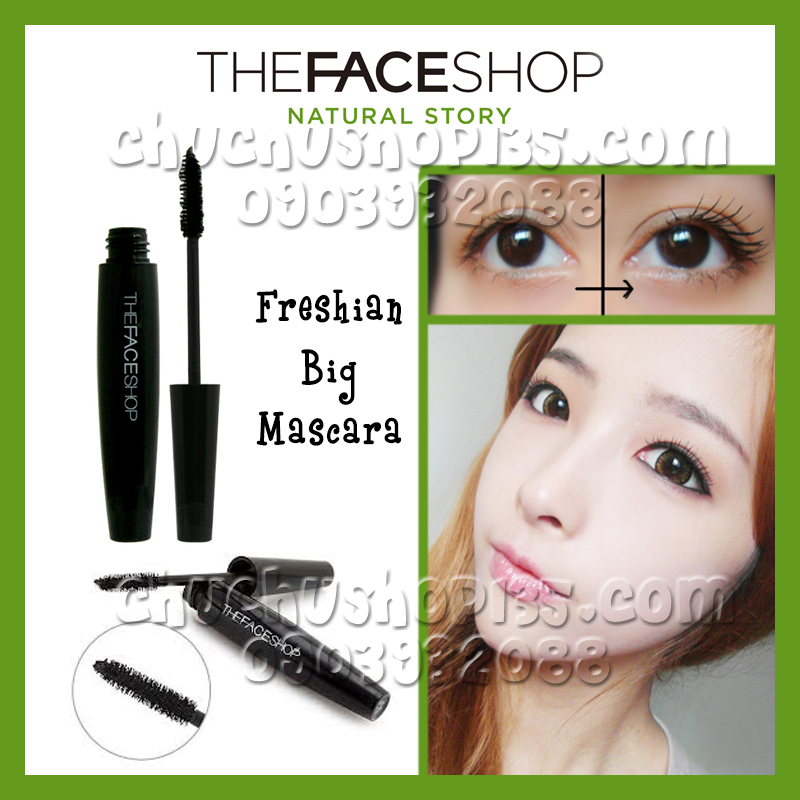 Freshian Big Mascara