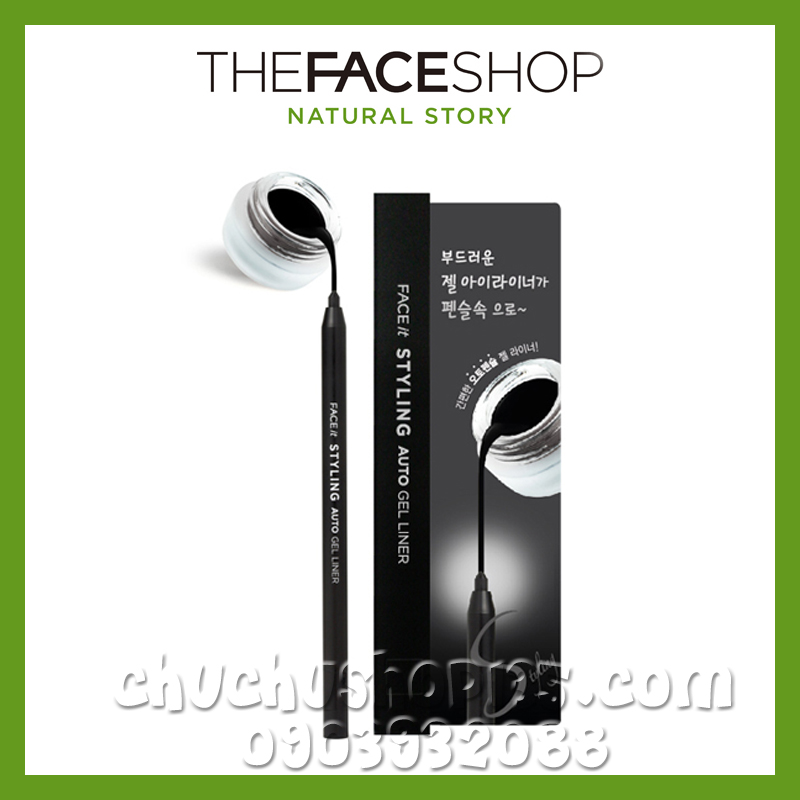 Face it Auto Gel Liner