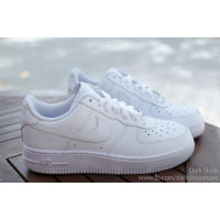 Giày Nike Air Force 1 Low All White chính hãng