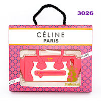 Case iphone 5/5s Celine(3 Fashion)