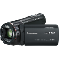 Máy quay phim Panasonic HC-X920 3D Ready HD 3MOS Digital Camcorder with Wi-fi