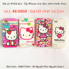 Ốp Lưng Vỏ Case Iphone 4, 4s Hello Kitty