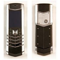 Vertu Signature S White Gold