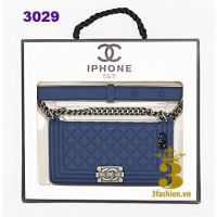 Case iphone 5/5s Chanel Boy  (3 Fashion)