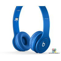 Tai nghe Beats Solo HD by Dr.Dre 2013 - Matte Blue