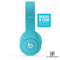 Tai nghe Beats Solo HD by Dr.Dre 2013 - Matte Light Blue