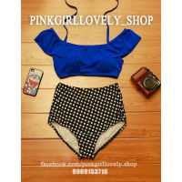 BIKINI CẠP CAO, VINTAGE,RETRO SO CUTE 2014