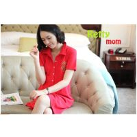 Đầm Bầu thun cotton RETTY MOM