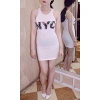 (Shop Tao) Đầm  body NYC so hot