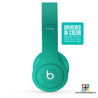 Tai nghe Beats Solo HD by Dr.Dre 2013 - Matte Teal