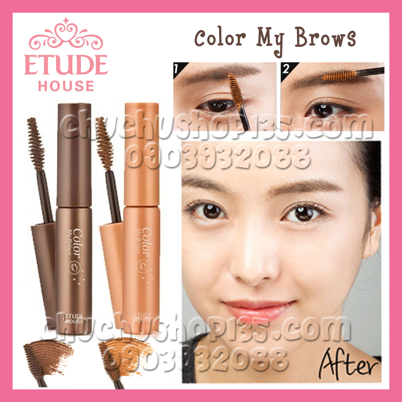 Mascara chân mày - Color my brows