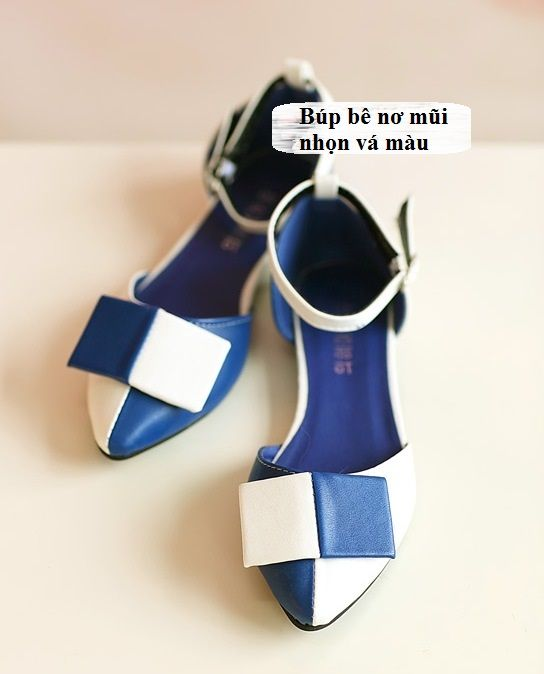 Giay bup be dong gia 150k